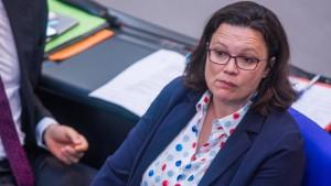 """""""Ich wünsche SPD und Union viel Glück bei Neuwahlen"""""""
