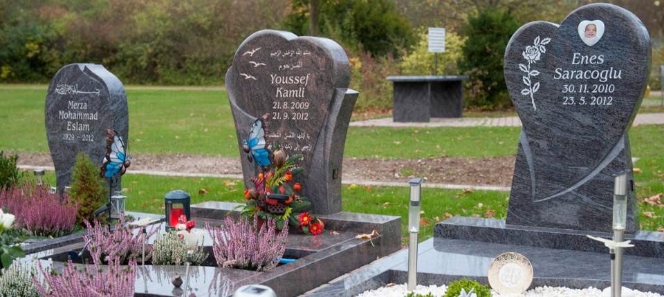 Neue Grabfelder Ohne Sargpflicht Mehr Muslimische Bestattungen