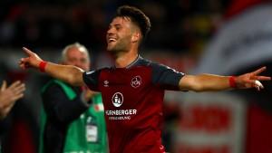 Nürnberg schlägt Bochum 3:1