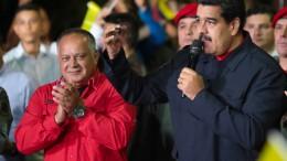Zweifel an Wahlsieg von Maduro-Partei