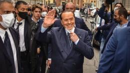 Plant Berlusconi den Aufstieg ins Präsidentenamt?