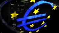 In der Kritik nicht nur von der SPD: die Europäische Zentralbank in Frankfurt
