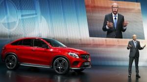 Mercedes startet mit einem Minus ins Jahr