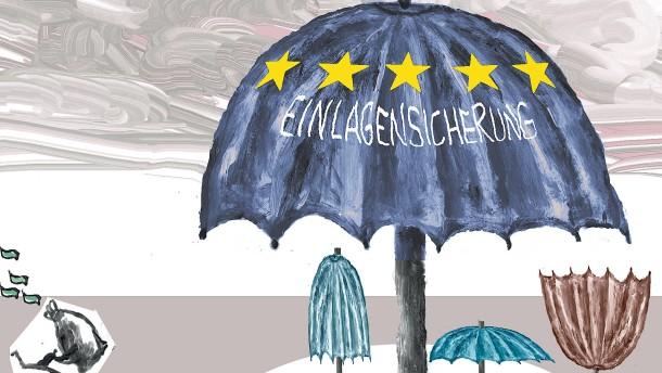 Gemeinsamer Schutz für europäische Sparer rückt näher