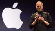 2007 begann der Siegeszug des iPhones: Steve Jobs stellte damals das erste Modell vor