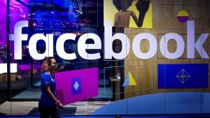 Facebook hat ein Problem