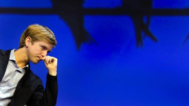 """""""Mächtiges Monopol"""": Mitgründer fordert Facebook-Zerschlagung"""