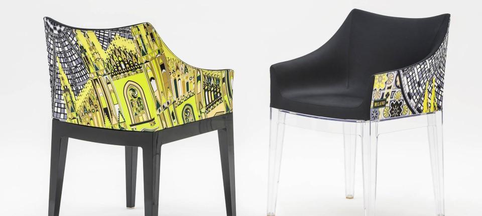 Sessel vom Jeanshersteller? Möbel vom Modedesigner!