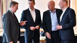 CDU will nicht Ramelows Juniorpartner werden