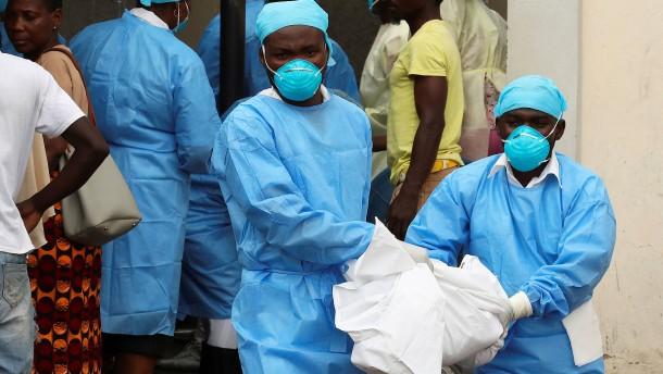 Erste Cholera-Fälle in Mosambik gemeldet