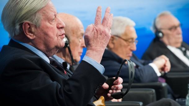 """""""Ist mir doch egal, ob es die Nato in zehn Jahren noch gibt"""""""