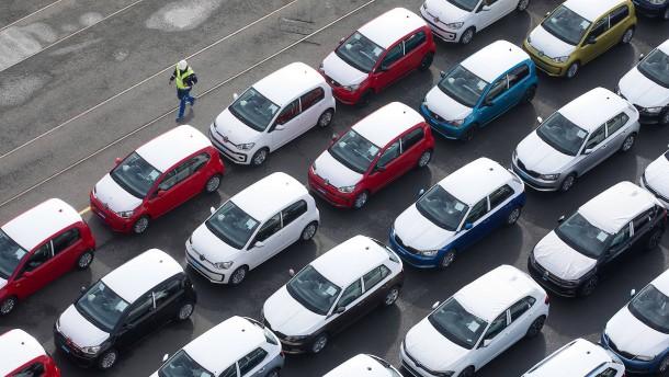 Wie wahrscheinlich sind jetzt amerikanische Zölle auf Autos?