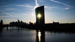 Die EZB hält sich alle Optionen offen