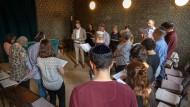 Egalitäre Minjan: Beim Beten in der liberalen jüdischen Gemeinde sind Frauen und Männer gleichberechtigt.
