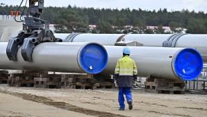 Nord Stream 2 muss jetzt schnell fertig werden