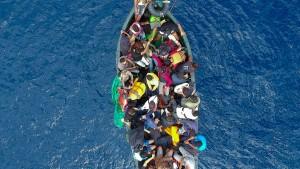 """""""Wir akzeptieren keinerlei Migranten"""""""