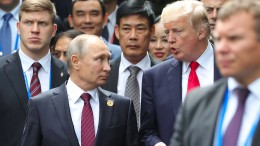 """""""Gute Beziehungen zu Russland sind keine schlechte Sache"""""""