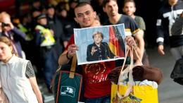 Mehrheit der Deutschen will Obergrenze für Flüchtlinge