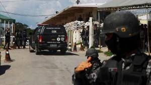 52 Tote bei Kämpfen verfeindeter Häftlingsbanden