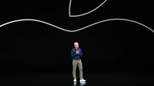 Ein dunkler Tag für Apple