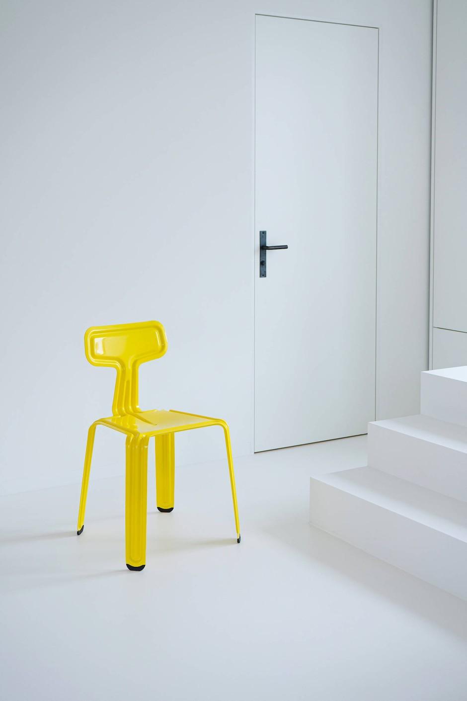 Moormanns Werk: Stuhl Pressed Chair