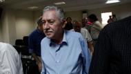 Austritt aus der Koalition: Der Chef der Demokratischen Linken, Kouvelis