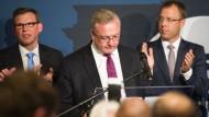 Union sackt in Berlin auf historischen Tiefststand