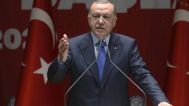 Türkei fordert Beistand der Nato