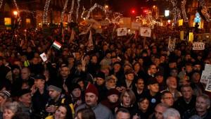 EU will nicht mit Orbán über Finanzhilfen verhandeln
