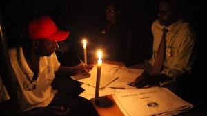 Zimbabwer ignorieren Verfassungsreferendum