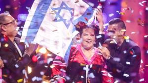 Der nächste ESC findet 2019  in Tel Aviv statt