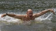 Putin und das Schlachtfeld Sport