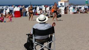 Bremst die Überalterung das Wachstum?