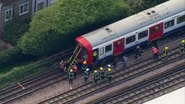 Großbritannien ruft höchste Terrorwarnstufe aus