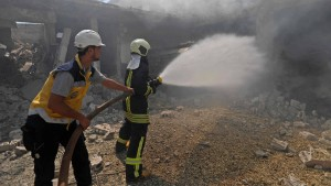 UN warnen vor größter humanitärer Katastrophe