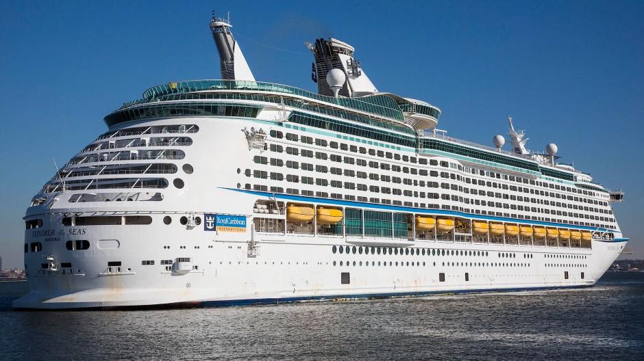 Schluss mit lustig: Wer bei Selfies leichtsinnig handelt, ist auf Kreuzfahrtschiffen der Royal Caribbean nicht mehr willkommen