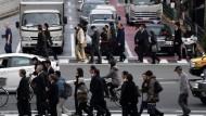 Wie die Japaner ihre Wochenenden verlängern