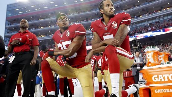 NFL-Spieler müssen bei Nationalhymne stehenbleiben