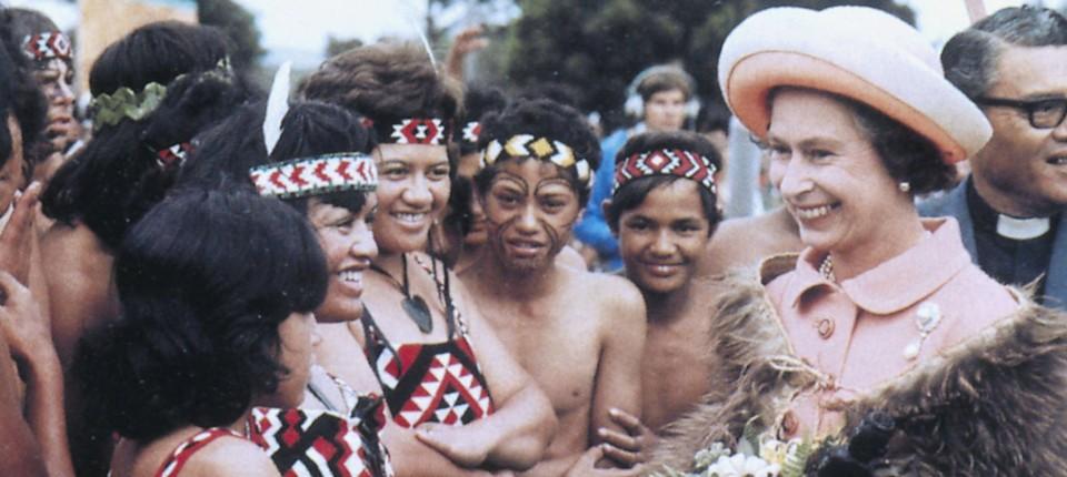 Neuseeland Soll Attentat Auf Die Queen Vertuscht Haben