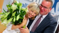 Doris Schröder-Köpf soll mit Parteifreund zusammen sein
