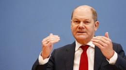 124 Milliarden Euro weniger Steuereinnahmen