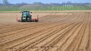 Bauern gegen Supermärkte