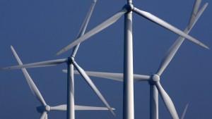 Stürmische Zeiten für Windenergie-Unternehmen