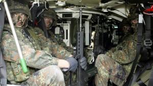 Schwangerenschutz beim Panzerfahren