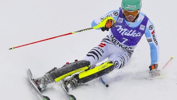 Das Duell der Slalomkünstler