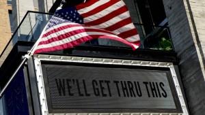 Fast 2000 Tote an einem Tag in Amerika