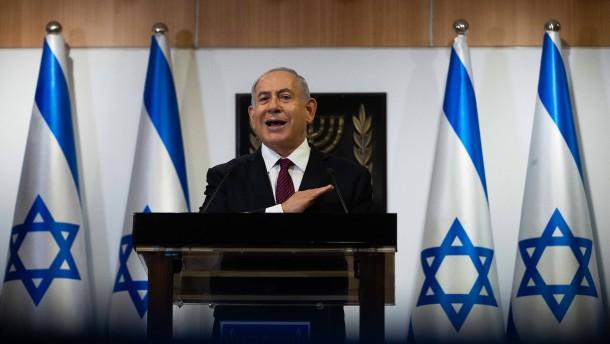 Das Ende von Gantz' und Netanjahus Koalition