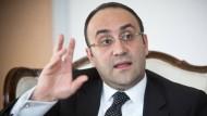 """""""Integration ist keine Einbahnstraße"""": Generalkonsul Burak Kararti."""