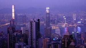 Hongkong in Gefahr