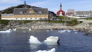 Amerika will Konsulat in Grönland eröffnen